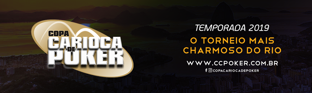 O torneio mais charmoso do poker carioca.